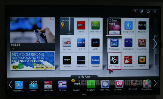 how to download apps on lg tv