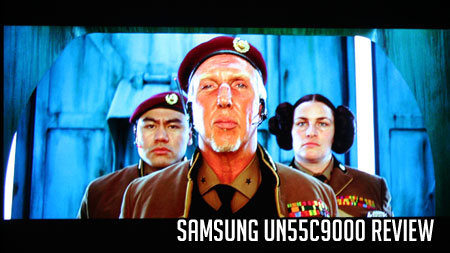 Samsung UN55C9000 Review