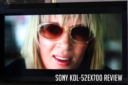 Sony KDL52EX700 Review