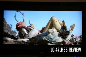 LG 47LH55 Review