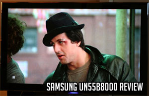 Samsung UN55B8000 Review