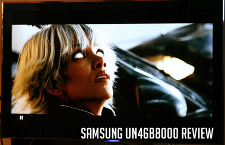 Samsung UN46B8000 Review