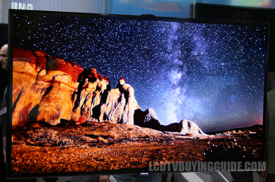 Samsung ES7500 Series 3D LED TV