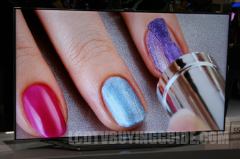 Samsung ES8000 Series LED TV