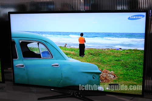Samsung UN55EH6000 LED TV 2012