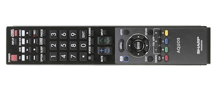 The LE830U Series Remote Control