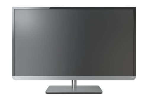 Toshiba 39L2300U LED TV Design and Appearance