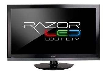 Vizio e320vp review 32 720p razor led edge lit lcd tv - Which is better edge lit or backlit led tv ...