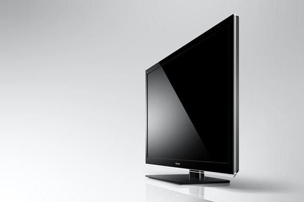 Panasonic TC-L47E5, TC-L42E5, TC-L37E5, TC-L32E5 Side View