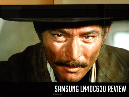 Samsung LN40C630 Review