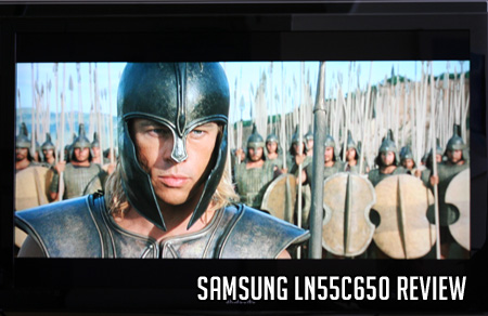 Samsung LN55C650 Review