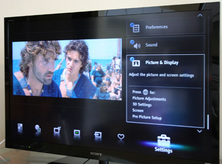 Sony KDL46EX720 Review