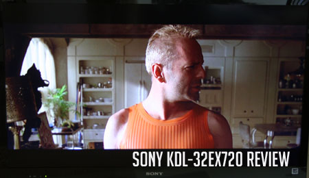Sony KDL32EX720 Review