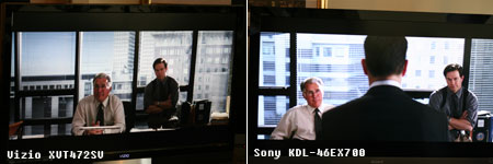 Sony vs. Vizio Shootout