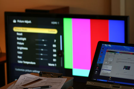 Sony KDL-52XBR9 Calibration Settings - LCD TV Buying Guide Review
