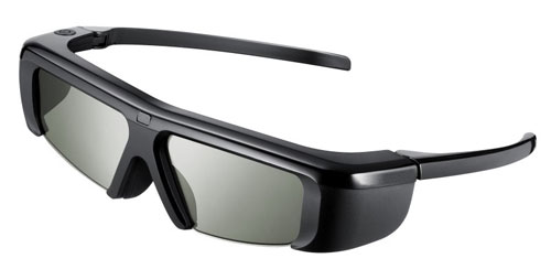 Samsung's 3D Glasses are redesigned for 2011