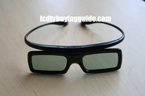Samsung ES8000 LED TV Active 3D Glasses