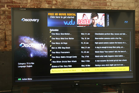 Sharp Smart Central TV Review
