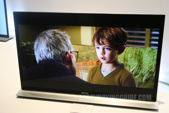 Sony BX450 Series LCD TV