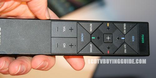 Sony XBR-55X900A Remote