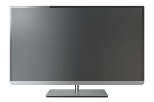 Toshiba 32L4300U LED TV Design and Appearance
