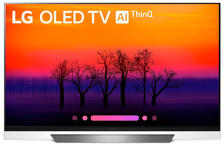 LG C8P 4K OLED TV