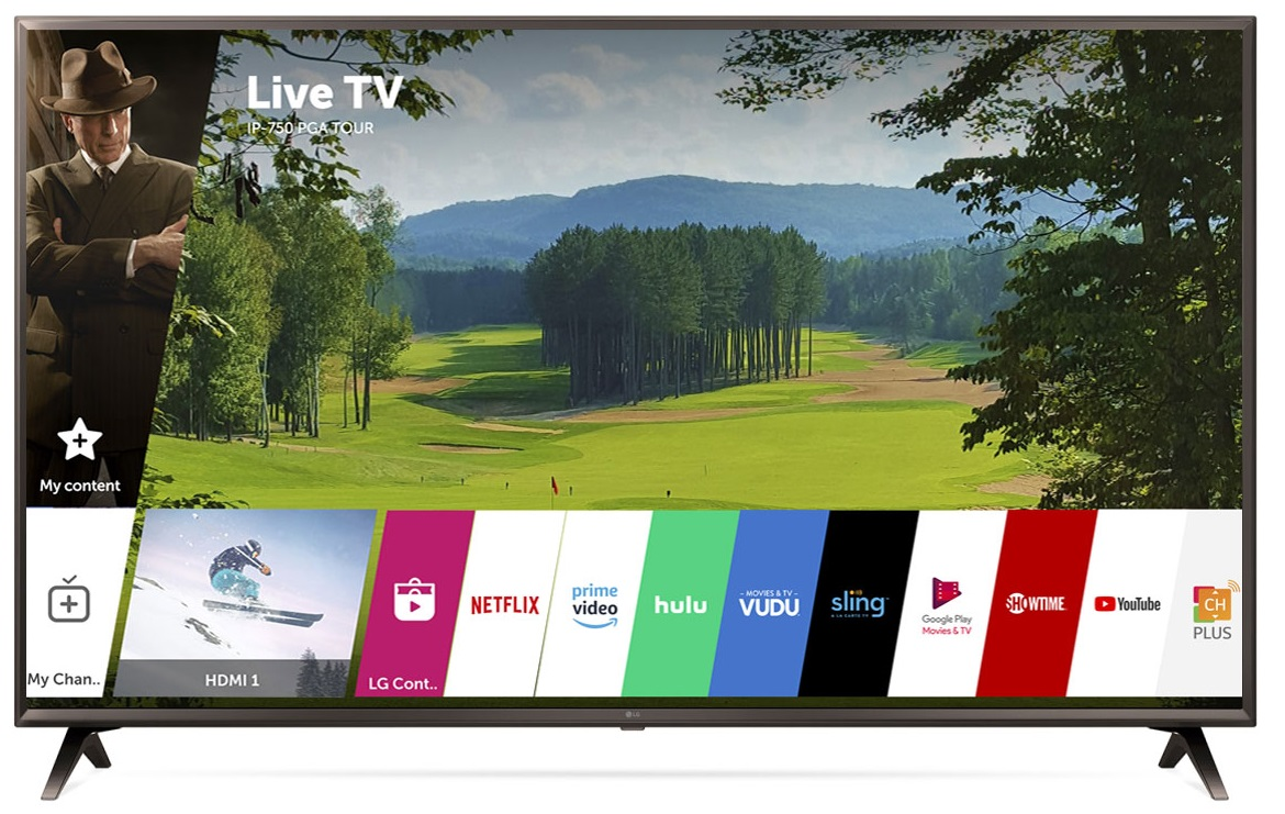LG UK6300 TV