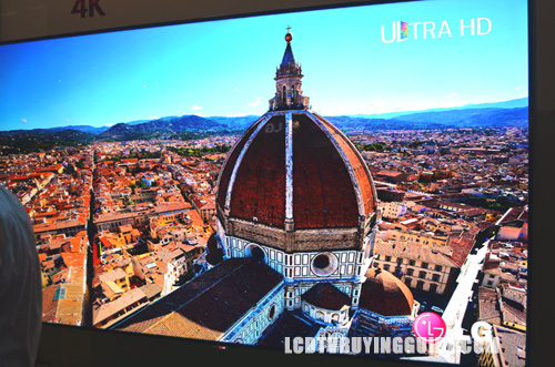 2016 LG E7P OLED TV Color Quality