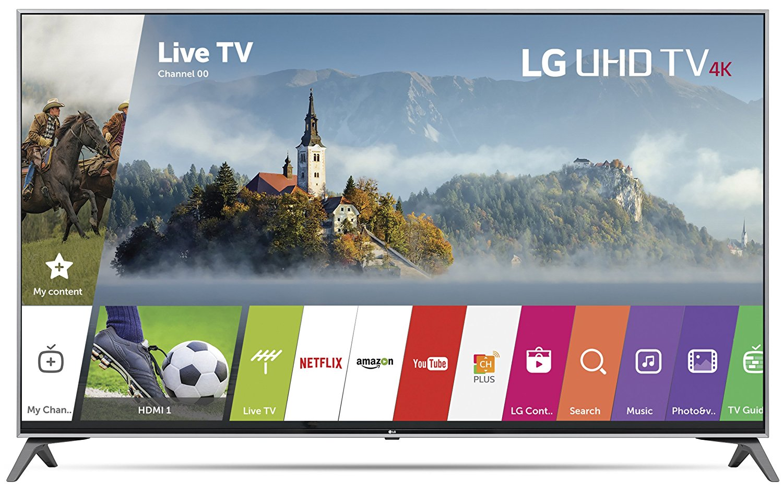 LG 55UJ7700 Review (60UJ7700, 65UJ7700, 49UJ7700) 4K TV