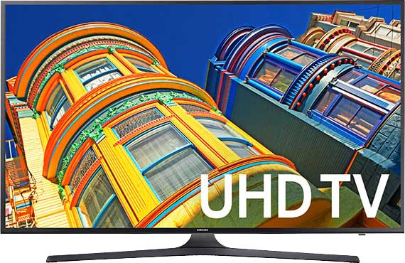 Samsung UN55KU6300 4K LED TV