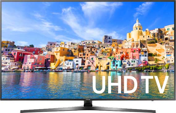 Samsung UN55KU7000 4K LED TV