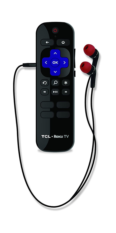 TCL C807 Roku Remote